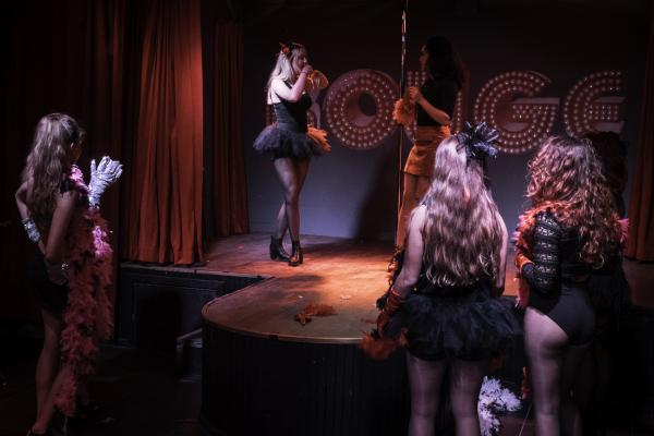 Workshop Burlesque in Mechelen